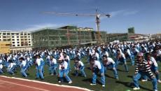 炫酷街舞代替广播体操 成为新时代校园最爱