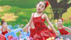 大通县:童心颂祖国 快乐庆六一