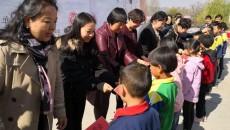 """""""爱助事实孤儿""""项目在青海省启动"""