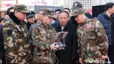 青海省119消防宣传月系列活动正式启动