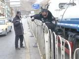 玉树市:修复市区交通设施 构筑冬季安全屏障