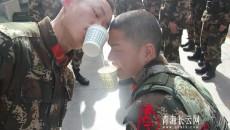 春节期间武警西宁支队文体活动精彩纷呈