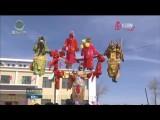 【我们的节日·元宵】耍社火闹新春 民族团结一家亲