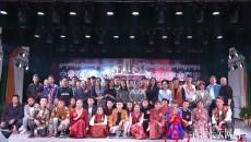 青年歌手大赛暨2019中国好声音全国海选青海黄南分赛区五四专场选拔赛活动在尖扎县隆重举办