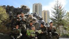 世界读书日 书香助强军