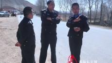 男子交通肇事逃逸 化隆警方案发后12小时侦破