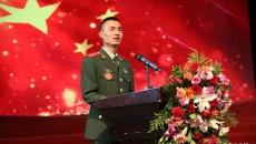 """武警青海总队直属分队开展""""五四""""纪念活动"""