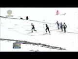 青海·岗?#37096;?#31532;二届高海拔世界滑雪登山大师赛举行