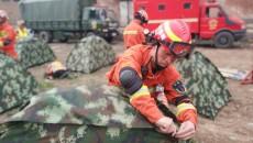黃南消防救援支隊圓滿完成全省跨區域地震拉動演練任務