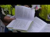 玉樹州聯合開展涉路交通違法整治行動