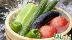 盐水泡蔬果去农残?并不能去农残