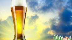 用啤酒代替水易引发尿路结石