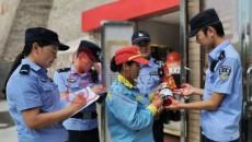 多警联手直击危及铁路安全违法行为