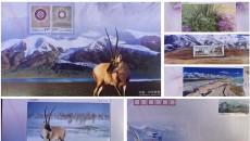 《可可西里》特种邮资明信片在青海首发