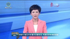 西部12省區市在重慶簽署協議 共建西部陸海新通道