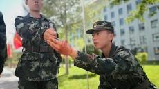 武警海北支隊:兵之初的七十五厘米
