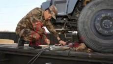 駐軍第952醫院野戰醫療隊跨區參加基地化訓練考核