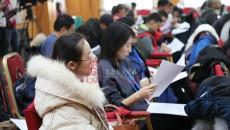 青海省十三屆人大四次會議舉行第二次新聞發布會