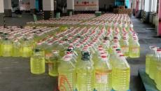 我省向湖北捐贈50噸84消毒液