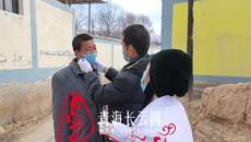 防控疫情:省殘聯派駐科木其村扶貧工作隊奮戰一線