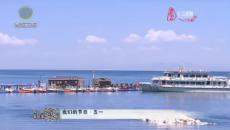青海湖:美景如画 碧波畅游