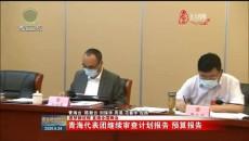 【逐梦新征程 直通全国两会】青海代表团继续审查计划报告 预算报告