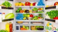 不同的食品要注意分类储存