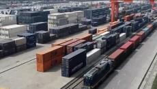 前4月國家鐵路貨物發送量10.9億噸 同比增長2.4%