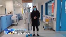 """""""逆行""""护士日记丨邓秋霞:汗水伴我凯旋"""