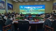 青藏川滇甘交界地区州(市)长第六次  联席会议在果洛玛沁召开