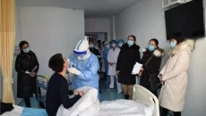 西寧市舉行新冠肺炎醫療救治與院感防控應急演練