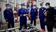 海北州消防救援支队开展大型商业综合体、医疗机构专家团队教学式培训检查
