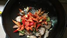 泡椒藕带炒卤口条