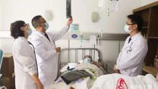 西宁市第一医疗集团总院 完成2例复杂硬脑膜动静脉瘘手术