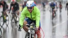 青海省自行车项目运动员李自森获全国公路自行车联赛第二站亚军