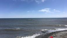 青海湖已经完全解冻 比去年提前19天