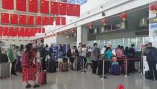 格尔木机场年累计旅客吞吐量实现翻番