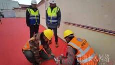 中建三局驰援玛多抗震救灾   解决学校近千名师生用水难题