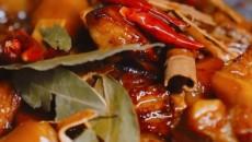 南乳黄豆焖猪尾排骨
