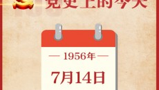 【党史上的今天】7月14日