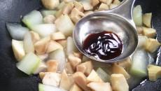 杏鲍菇烧冬瓜