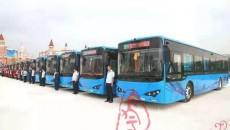 助力公交都市创建 打造人民满意公交