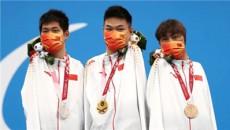 再次包揽金银铜牌 中国军团勇夺夏残奥会第500金