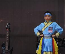 帅气蒙古舞