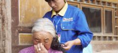 精准扶贫:政府卖单让湟中县6660名老人享受居家养老服务