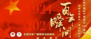 百年瞬间11:中国共产党的创立