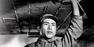百年瞬间47:董存瑞舍身炸碉堡