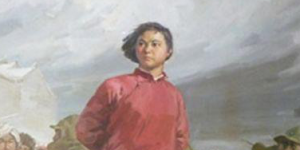 百年瞬间50:刘胡兰英勇就义