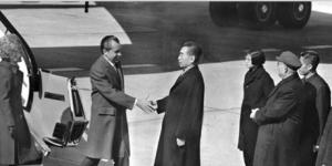 百年瞬间52:尼克松访华,中美关系走向正常化
