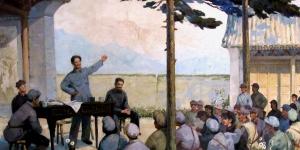 百年瞬间53:中央红军长征来到哈达铺